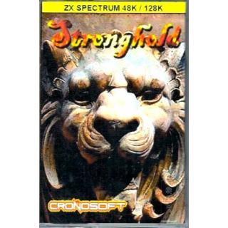 STRONGHOLD - ZX Spectrum 48K - cassette