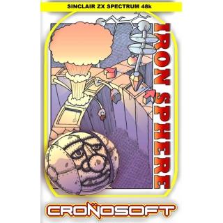 IRON SPHERE - Sinclair ZX Spectrum 48K..