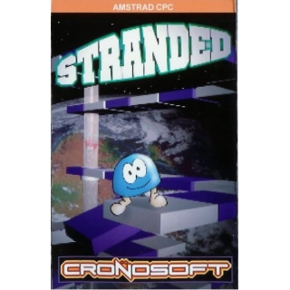 STRANDED - Amstrad CPC ..