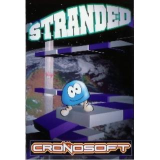 STRANDED - Commodore 64 cassette