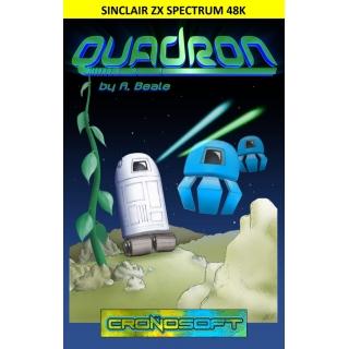 QUADRON - Sinclair ZX Spectrum 48K / 1..