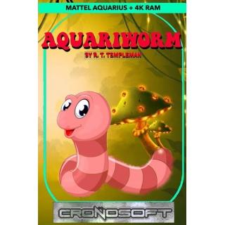 AQUARIWORM - Mattel Aqu..