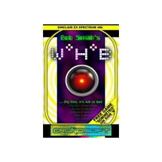 W*H*B Sinclair ZX Spectrum 48K cassette