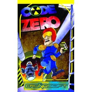CODE ZERO Sinclair ZX Spectrum 48K cas..