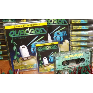 QUADRON DELUXE - Sinclair ZX Spectrum ..