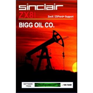 BIGG OIL CO. - 16K ZX81 TAPE
