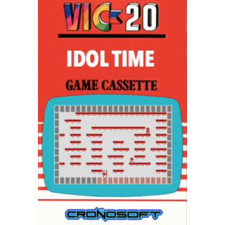IDOL TIME - Vic 20 unexpanded cassette