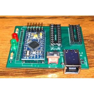 4464/44256 DRAM Tester
