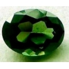 Green Tourmaline faceted