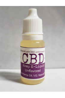1000mg CBD Unflavored