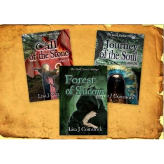 The Dark Forest Trilogy - Set of 3 books