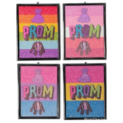 Rainbow, Bisexual, Pansexual or Lesbian The Prom Musical Print