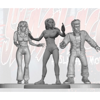 Slash-Accre Core Teenager Miniatures 6..