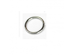 22g 14K Gold Filled in 6mm 9mm or 10mm Nose or Ear Hoop Seamless Endless Continuous 7mm 8mm
