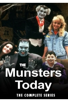 The Munsters Today - The Complete HD Studio Collection