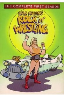 Hulk Hogan's ROCK 'N' WRESTLING - Season 1- Comp..