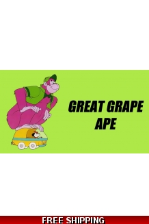 The Great Grape Ape - The Complete LIMITED HD St..
