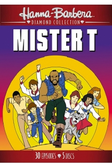 Mister T - The Complete HD STUDIO Animated Series
