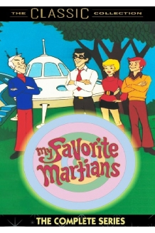 My Favorite Martians - The Complete Animated Stu..