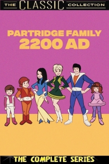 Partridge Family 2200 A.D. - 1974 - The Complete HD Studio Collection