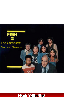 FISH (1977) - The Complete Second Season HD STUD..