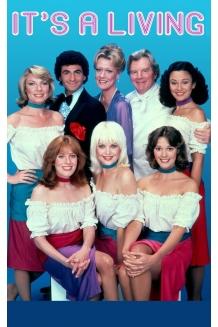 It's A Living - Seasons 1 - 3 1980 - HD Studio C..
