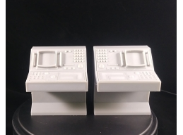PIT CONSOLE 2-PACK 1:18 SCALE