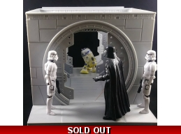 ANH LAST HOPE_*LIMITED RUN* ONLY 10! WILL BE PRINTED!! NEEDS PREP, PAINT & ASSEMBLY. 4-6 WEEKS SHIPPING PRINT TO ORDER