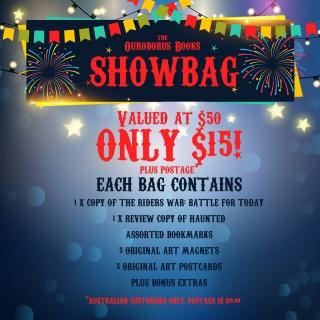 Showbag!