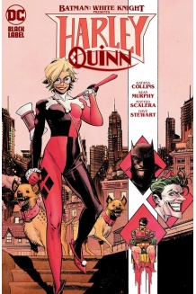 Batman White Knight Presents Harley Quinn #1