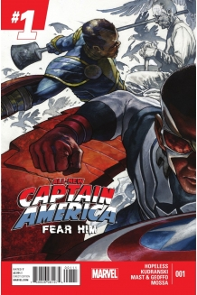 All-New Captain America: Fear Him