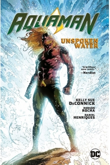 Aquaman - Volume 1: Unspoken Water