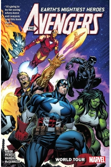 Avengers: Earth's Mightiest Heroes - Volume 2: World Tour