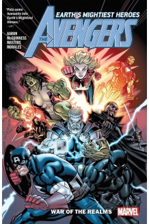 Avengers: Earth's Mightiest Heroes - Volume 4: W..
