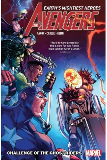 Avengers: Earth's Mightiest Heroes - Volume 5: Challenge of the Ghost Riders