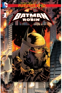 Batman and Robin: Futures End New 52