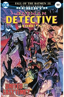 Batman Detective Comics Rebirth
