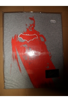 Batman Red/Grey Albuquerque T-shirt