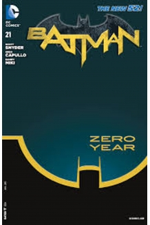 Batman: Zero Year Full Set