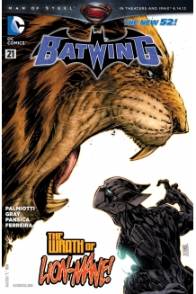 Batwing New 52