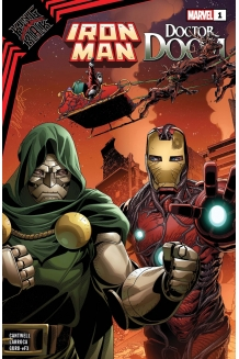 KING IN BLACK IRON MAN DOOM #1