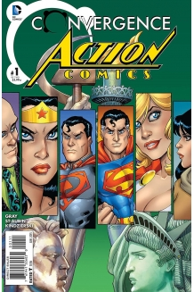 Convergence: Action Comics