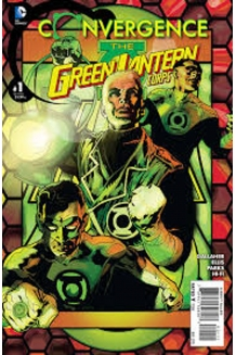 Convergence: Green Lantern Corps