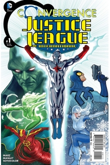 Convergence: Justice League International