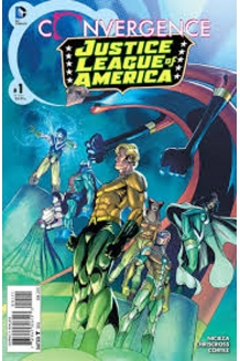 Convergence: Justice League of America