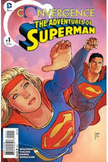 Convergence: Adventures of Superman