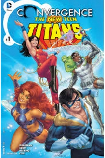 Convergence: The New Teen Titans