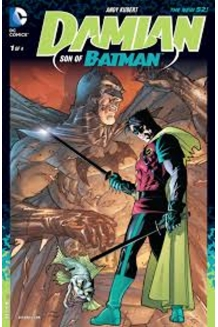 Damian: Son of Batman New 52