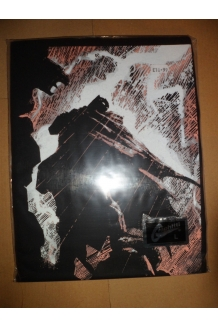 Dark Knight Master Race Final Cover T-shirt