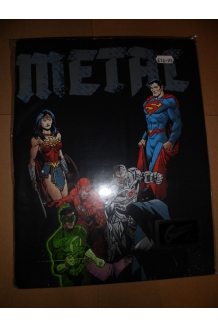 Dark Nights Metal Justice League Capullo T-shirt